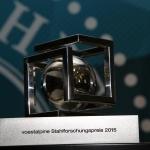 Der voestalpine Stahlforschungspreis