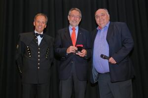 Johannes Schenk, Wolfgang Bleck, Bruno Buchmayr