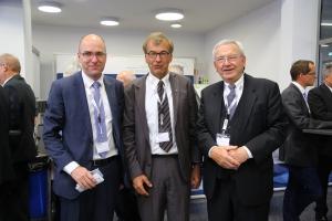 Andreas Drescher, Bruno Hribernik, Klaus Atzwanger, Federic Reschke