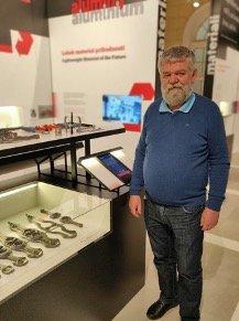Prof.Dr.Peter Fajfar, Universität Laibach